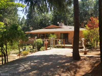Grass Valley Single Family Home For Sale: 13965 Mill/Creek Lane