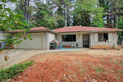 Grass Valley Single Family Home For Sale: 10465 Hanging Wall Drive