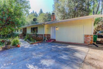 Grass Valley, Smartsville Single Family Home For Sale: 13692 Highland Drive