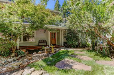 Nevada City Single Family Home For Sale: 14349 Nimbus Dam Road