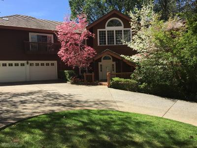 Single Family Home For Sale: 16887 Hangtree Road