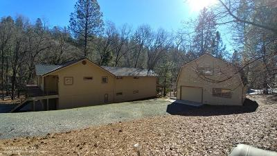 Single Family Home For Sale: 15691 Little Valley Road
