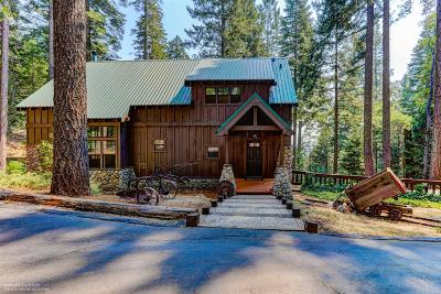 Nevada City Single Family Home For Sale: 23849 State Highway 20 Highway