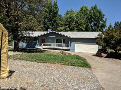 Nevada County Single Family Home For Sale: 12352 Alta Sierra Drive