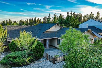 Grass Valley Single Family Home For Sale: 125 Castlemont Drive