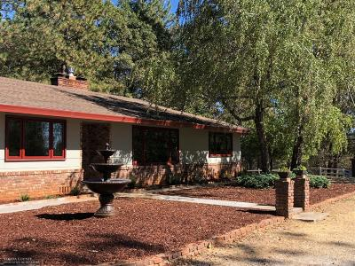Grass Valley Single Family Home For Sale: 12430 Squirrel Creek Road