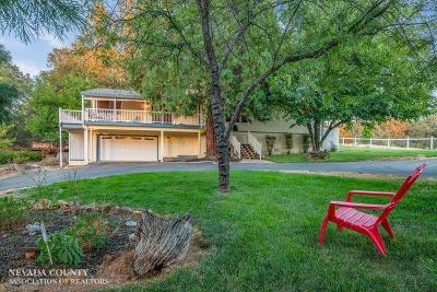 Single Family Home For Sale: 20607 McCourtney Road