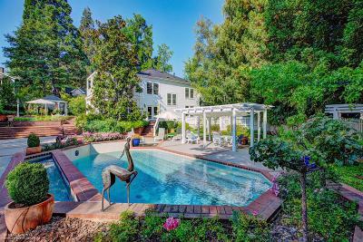 Nevada City Single Family Home For Sale: 636 E Broad Street