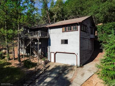 Grass Valley Single Family Home For Sale: 16806 Brewer Road