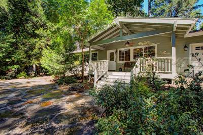 Nevada City Single Family Home For Sale: 11981 Crystal Wells Road