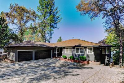 Nevada County Single Family Home For Sale: 19792 Chaparral Circle