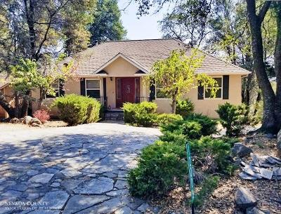 Penn Valley CA Single Family Home For Sale: $359,000