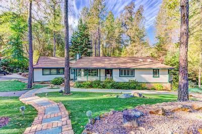 Nevada County Single Family Home For Sale: 11902 Skipper Court
