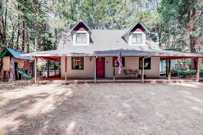 Grass Valley Single Family Home For Sale: 10026 Smith Road