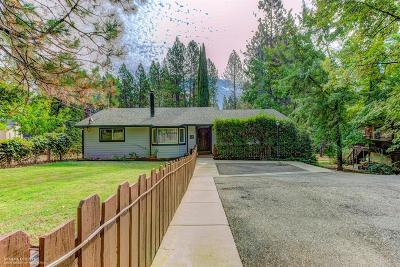 Grass Valley Single Family Home For Sale: 12123 Allison Ranch Road