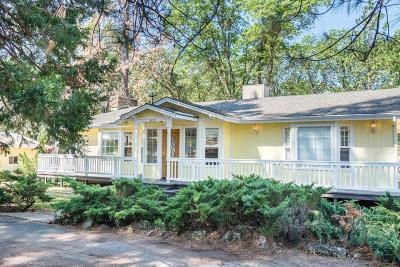 Grass Valley Single Family Home For Sale: 12155 Old Stagecoach Road