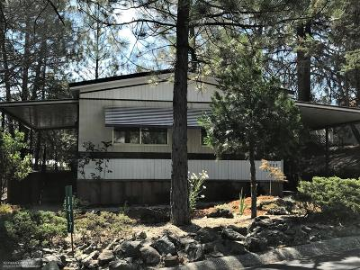 Grass Valley Single Family Home For Sale: 1417 Mulberry Drive