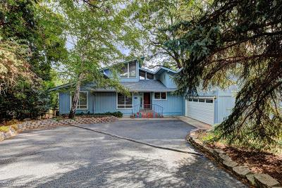 Grass Valley Single Family Home For Sale: 15642 Lorie Drive