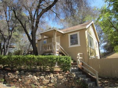 Grass Valley Single Family Home Active REO: 10633 Lime Kiln Road