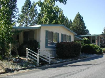 Grass Valley CA Mobile/Manufactured For Sale: $55,000