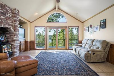 Single Family Home For Sale: 18325 Chaparral Drive