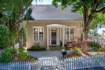 Nevada City Single Family Home For Sale: 543 W. Broad Street