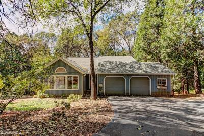 Grass Valley Single Family Home For Sale: 11312 Roosevelt Drive