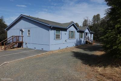 Nevada City Single Family Home Active REO: 16016 McCourtney Road