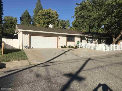 Grass Valley Single Family Home For Sale: 612 Walsh Street