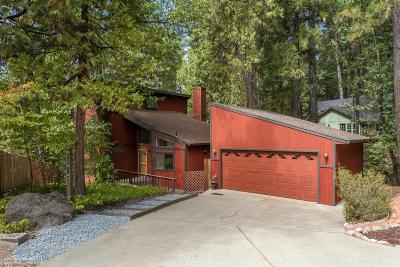 Nevada City Single Family Home For Sale: 12914 Spanish Lane