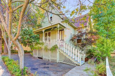 Grass Valley Single Family Home For Sale: 411 Colfax Avenue