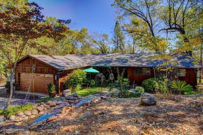 Grass Valley CA Single Family Home For Sale: $425,000