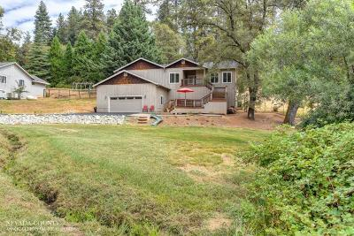 Grass Valley Single Family Home For Sale: 15017 Lorie Drive