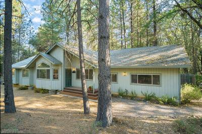 Nevada City Single Family Home For Sale: 20530 New Rome Road