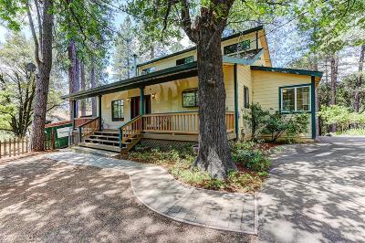 Nevada City Single Family Home For Sale: 15308 Green Way Place
