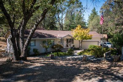 Grass Valley Single Family Home For Sale: 18022 Norlene Way