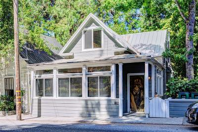 Nevada City Single Family Home For Sale: 135 Boulder Street