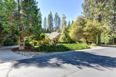 Grass Valley Single Family Home For Sale: 12881 Chatsworth Lane