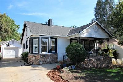 Grass Valley Single Family Home For Sale: 647 Le Duc Street