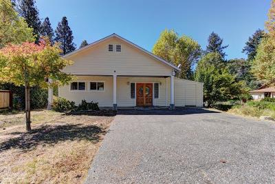 Grass Valley Single Family Home For Sale: 416 Washington Street
