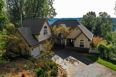 Nevada City Single Family Home Active Short Sale: 20300 Scotts Flat Road