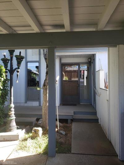 Grass Valley Condo/Townhouse For Sale: 127 Rockwood Drive