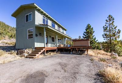 Nevada City Single Family Home For Sale: 36386 State Highway 20
