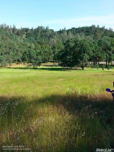 Grass Valley Residential Lots & Land For Sale: 17928 Brewer Road