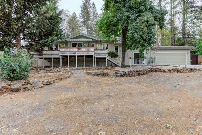 Grass Valley Single Family Home For Sale: 11178 Alta Sierra Drive