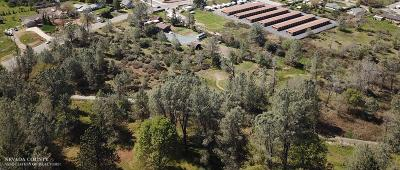 Grass Valley Residential Lots & Land For Sale: 2418 Ridge Road