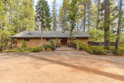 Grass Valley Single Family Home For Sale: 15367 Orchard Springs Road
