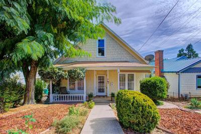 Grass Valley Single Family Home For Sale: 345 Church Street