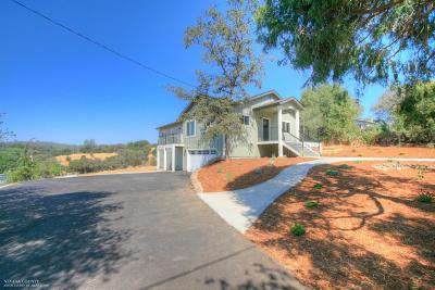 Grass Valley Single Family Home For Sale: 21098 Clivus Drive