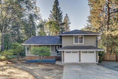 Grass Valley Single Family Home For Sale: 11931 Alta Sierra Drive